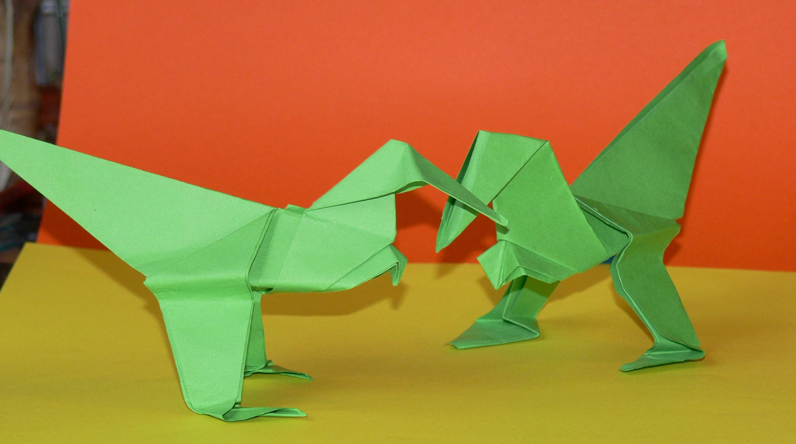 Смотреть про оригами