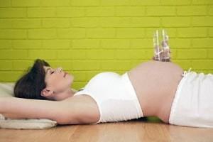 потребление жидкости во время беременности