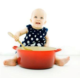 как сварить кашу для прикорма