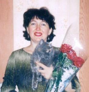 Эвелина Шестерненко