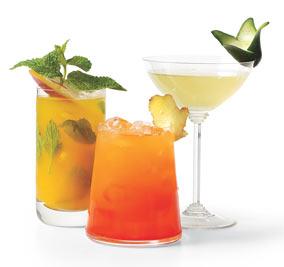 коктейли из соков