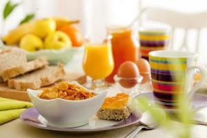 завтрак для младшего школьника