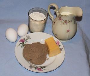 здоровый завтрак школьника