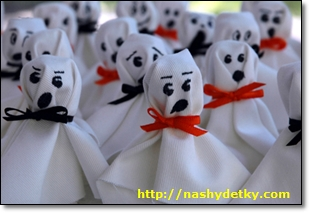 привидения на хэллоуин
