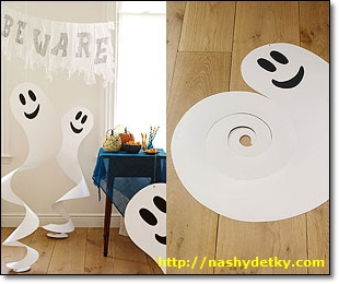 Поделки для хэллоуина для детей