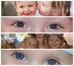 как фотографировать ребенка