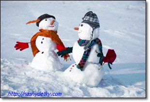 загадки о зиме для детей