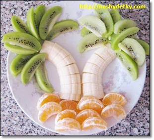 Infant exciting из и овощей бананов Салат are