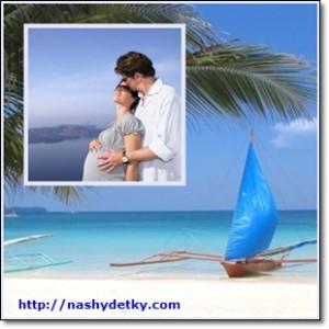беременность и море