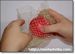 шарик своими руками
