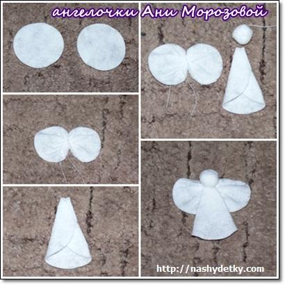 ангелочки Ани Морозовой
