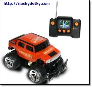 радиоуправляемые машинки