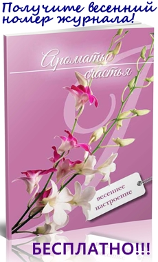 виртуальный журнал ароматы счастья