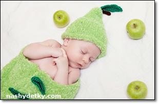 новородженный ребенок