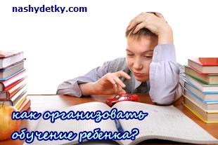 интерес ребенка к учебе