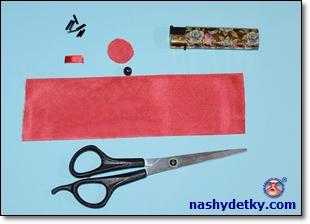 инструменты и материалы для мака